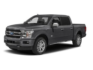 2018 Ford F-150 LARIAT 502A 4X4 3.5L ECOBOOST SPECIAL EDITION Crew Cab Truck