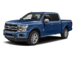 2018 Ford F-150 LARIAT 502A 3.5L ECO MOONROOF TECH SPORT Truck