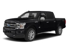 2018 Ford F-150 Lariat 4x4 SuperCrew 500A Truck SuperCrew Cab