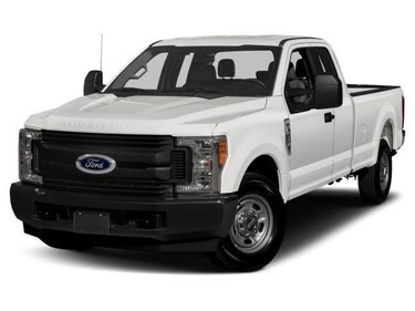 2018 Ford F-250 Extended Cab Truck