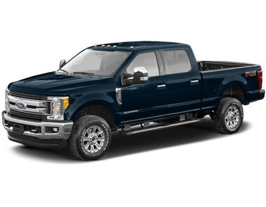 2018 Ford F-250 Truck Crew Cab
