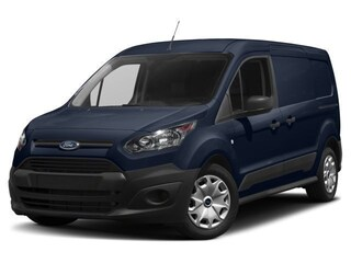 2018 Ford Transit Connect XLT w/Dual Sliding Doors Van Cargo Van 2.5L Ordinaire sans plomb Bleu Foncé