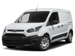 2018 Ford Transit Connect XLT w/Dual Sliding Doors & Rear Liftgate Van Cargo Van 2.5L Ordinaire sans plomb Frozen White