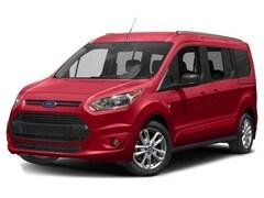 2018 Ford Transit Connect XLT w/Rear Liftgate Wagon Passenger Wagon