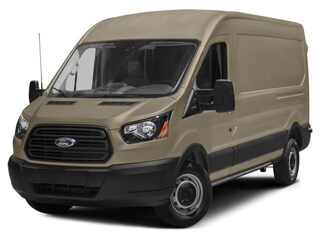 2018 Ford Transit-250 Van Medium Roof Cargo Van
