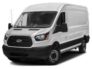 2018 Ford Transit Van Base w/Sliding Pass-Side Cargo Door Full-size Cargo Van