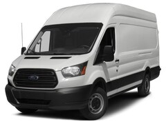 2018 Ford Transit-350 Base w/Sliding Pass-Side Cargo Door Van High Roof Ext. Cargo Van 3.2L Diésel Oxford White