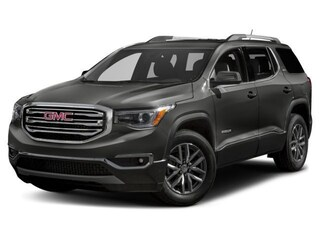 New 2018 GMC Acadia SLT-1 DVD ENTERTAINMENT SYSTEM! SUV 1GKKNULS1JZ110992 In Wetaskiwin & Ponoka, AB