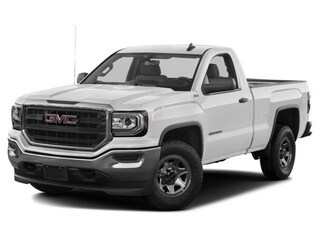 New 2018 GMC Sierra 1500 Base Truck Regular Cab 1GTN2LEC6JZ115817 In Wetaskiwin & Ponoka, AB