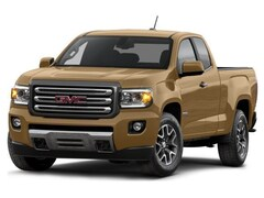 2018 GMC Canyon 4WD Truck Extended Cab