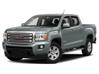 2018 GMC Canyon 4WD SLE Truck Crew Cab