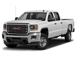 2018 GMC Sierra 3500HD Base Truck Crew Cab