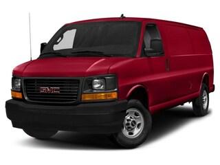 2018 GMC Fourgonnette Savana Utilitaire Van Extended Cargo Van
