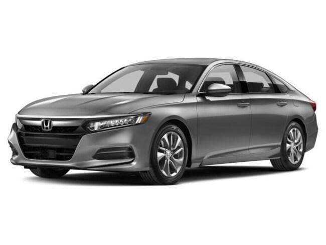 2018 Honda Accord LX LX 1.5T CVT