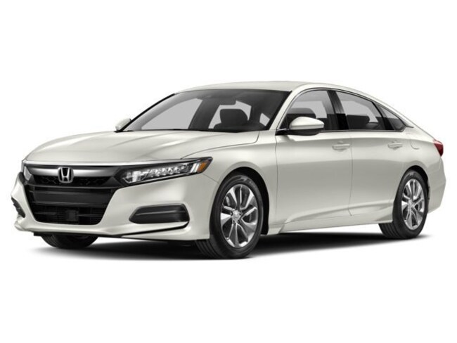 2018 Honda Accord Sedan LX Car