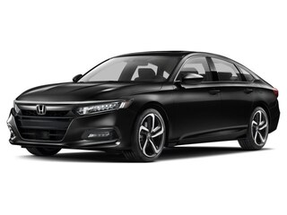 2018 Honda Accord Sedan Sport 1.5T Car
