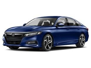 2018 Honda Accord Sedan 1.5T Sport-HS CVT Sedan