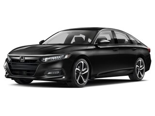 2018 Honda Accord Sedan Sport Car