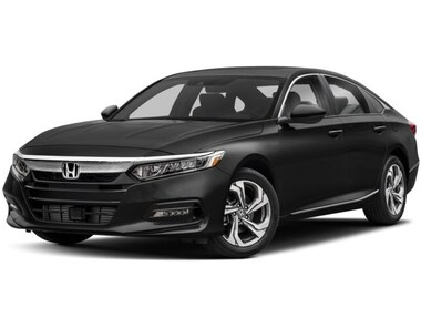 2018 Honda Accord Sedan 1.5T EXL-HS CVT Sedan