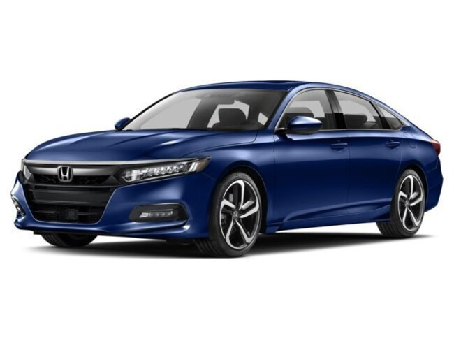 2018 Honda Accord Sport 2.0T Car