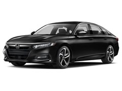 2018 Honda Accord 4D 2.0T SPORT-HS 10A Sedan