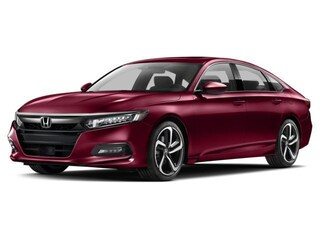 2018 Honda Accord Sport 2.0T Sedan