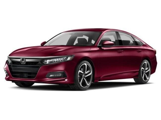 2018 Honda Accord Sport 2.0T Sedan