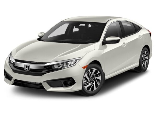 2018 Honda Civic Sedan SE Car