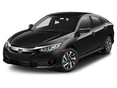 2018 Honda Civic SE Sedan