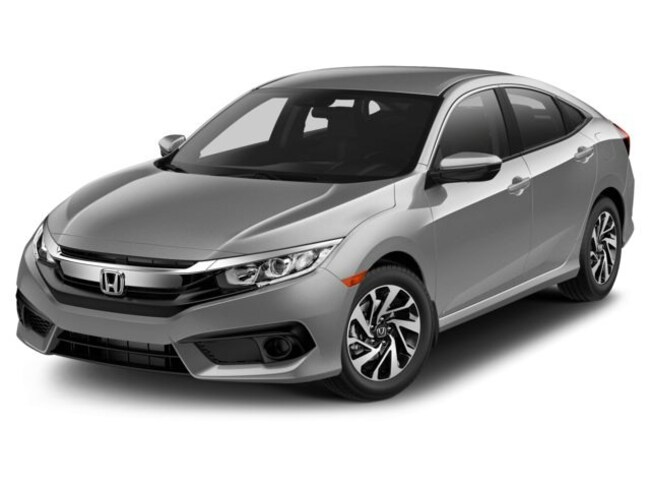 2018 Honda Civic Sedan SE Sedan