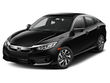 2018 Honda Civic EX Car