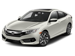 2018 Honda Civic Sedan EX CVT Sedan