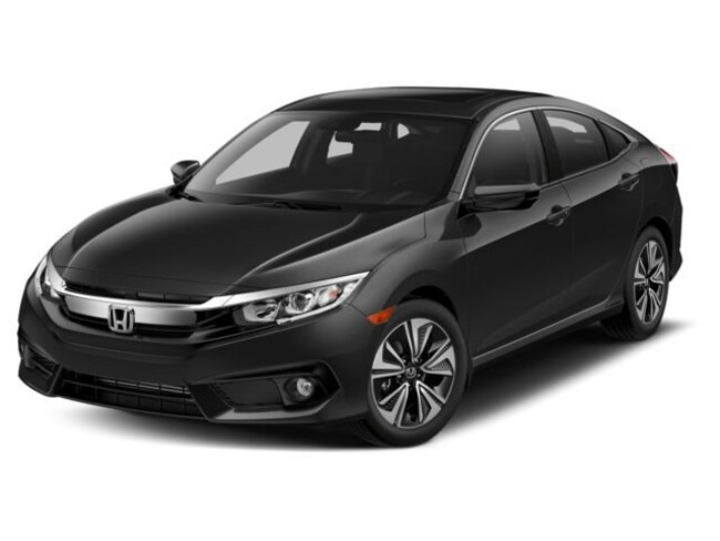 2018 Honda CIVIC EX-T Car