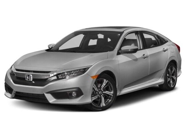 2018 Honda Civic Sedan Touring Car