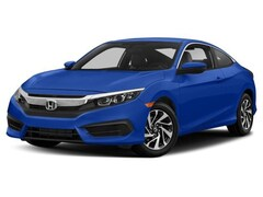 2018 Honda Civic Coupe LX Coupe