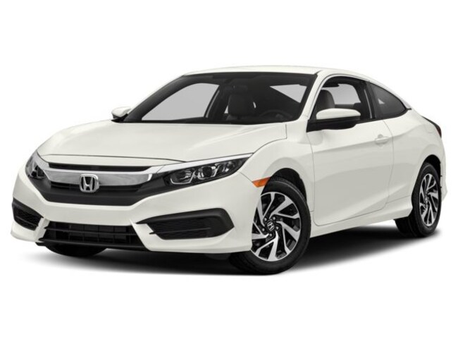 2018 Honda Civic Coupe LX Car