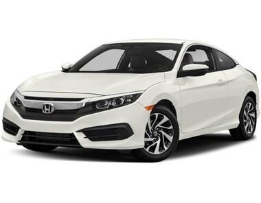 2018 Honda Civic Coupe LX CVT Coupe