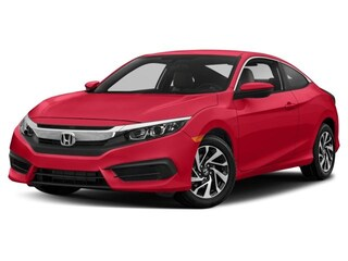 2018 Honda Civic Coupe LX CVT Coupe