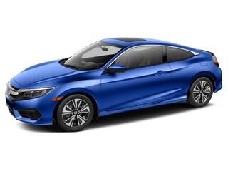 2018 Honda Civic EX-T w/Honda Sensing Coupe
