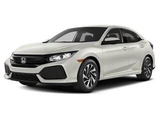 2018 Honda Civic Hatchback LX HS CVT Hatchback