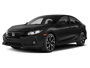 2018 Honda Civic Sport w/Honda Sensing Hatchback