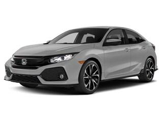 2018 Honda Civic Hatchback Sport HS CVT Hatchback