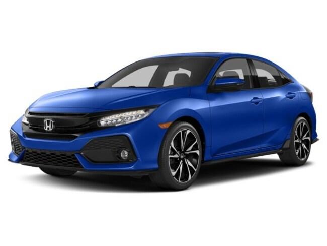2018 Honda Civic Sport Touring 6Mt Hatchback