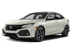 2018 Honda Civic Sport Touring Hatchback