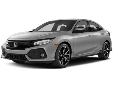 2018 Honda Civic 5Dr Touring Cvt Hatchback