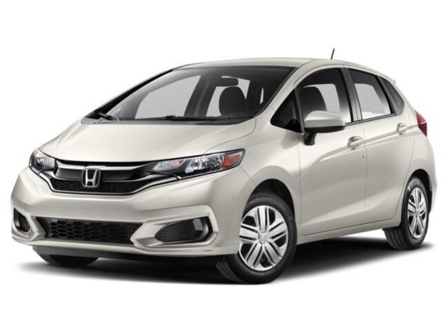 2018 Honda Fit LX w/Honda Sensing Hatchback