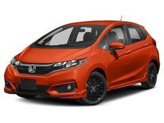 2018 Honda Fit Sport Hatchback