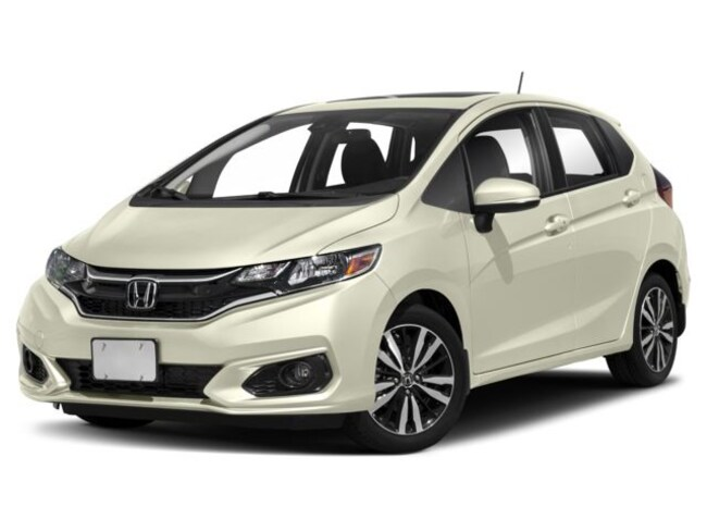 2018 Honda Fit EX-HS CVT Hatchback