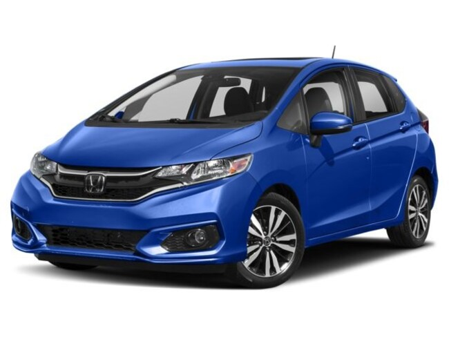 2018 Honda Fit EX-L Navi Hatchback