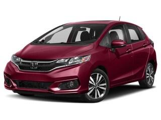 2018 Honda Fit EXL-Navi-HS CVT Hatchback